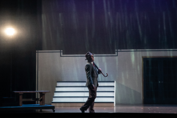Photo Coverage: First look at New Albany Middle School Theatre Dept.'s SINGIN' IN THE RAIN Jr.