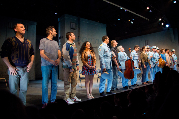 BWW Flashback: THE BAND'S VISIT Plays Final Broadway Performance Today