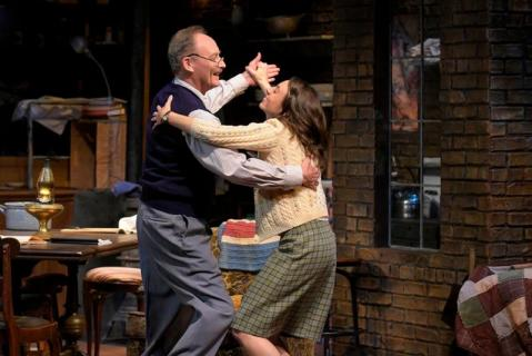 BWW Review: THE DIARY OF ANNE FRANK at Center Repertory Company Beautifully Tells the Enduring Tale of Hope and Humanity in the Face of Horrific Inhumanity