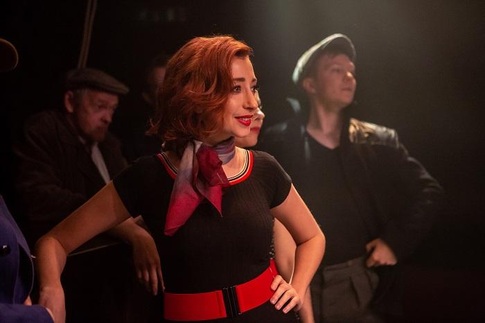 Kara Lily Kayworth in Maggie May