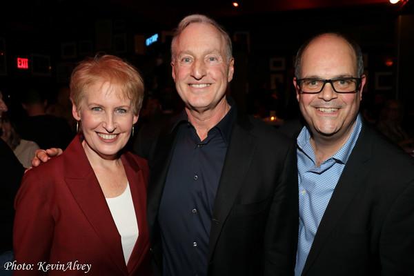 Liz Callaway, Joe Keenan, Brad Oscar Photo