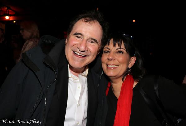 Richard Kind, Christine Pedi