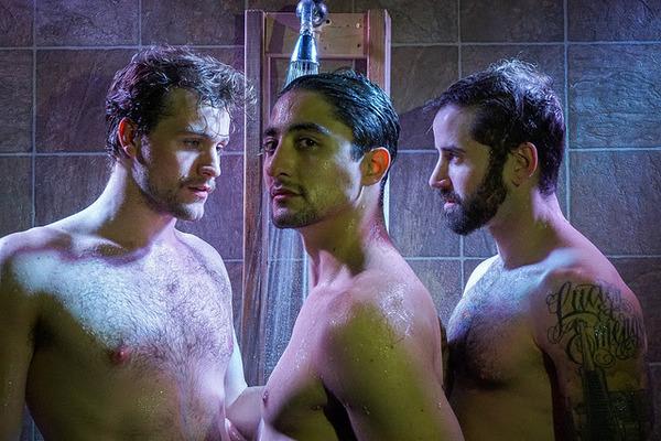 L-R: Jacob Barnes, Jesse James Montoya, Rich Holton.