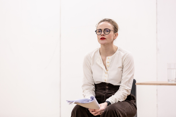 Photo Flash: A Sneak Peek At AVALANCHE: A LOVE STORY In Rehearsal
