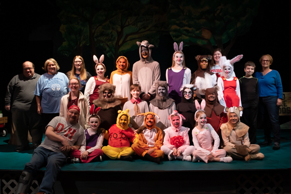 Photo Coverage: First look at Hilliard Arts Council's WINNIE THE POOH