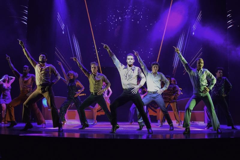 BWW REVIEW:  Fabulous Movement and Marcia Hines Are The Standouts Of Sydney's SATURDAY NIGHT FEVER