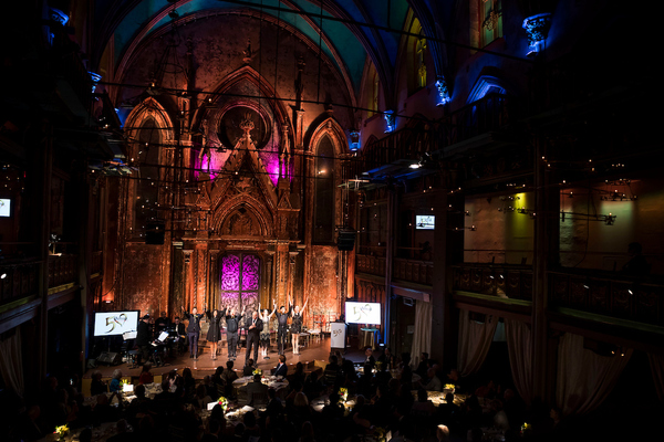 Photo Flash: Inside AMAS Musical Theatre's 50th Anniversary Gala