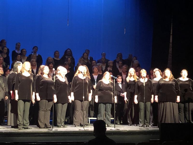 BWW Review: UNSUNG at Kansas City Womens Chorus At The Folly Theatre