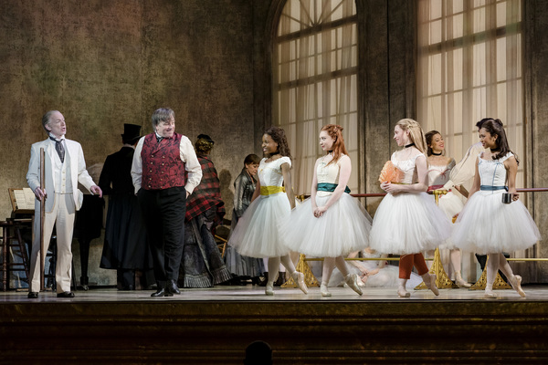 Photo Flash: Get A Look At More Photos From MARIE, DANCING STILL; Opens Tonight!