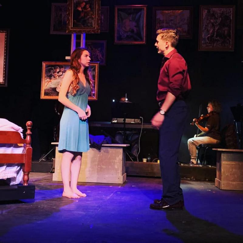 BWW Review: Lushly Romantic THE LIGHT IN THE PIAZZA Ushers in New Era for Street Theatre Company