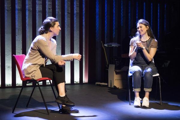 Emma Pallant and Summer Strallen