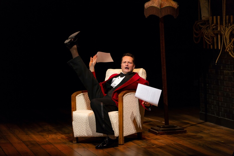 BWW Review: JEEVES & WOOSTER IN 'PERFECT NONSENSE' at Hartford Stage