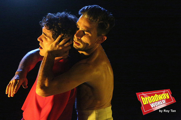 Photo Flash: Albert Quesada & Zoltán Vakulya Present ONETWOTHREEONETWO