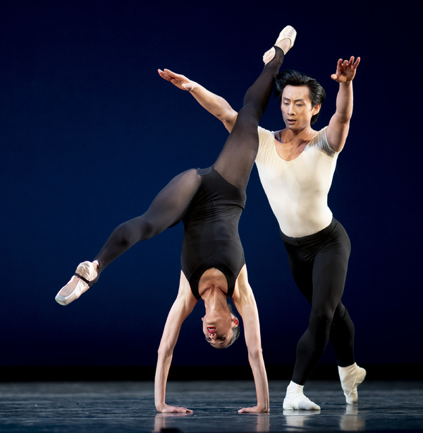 BWW Feature: PENNSYLVANIA BALLET'S ALL STRAVINSKY at Merriam Theater