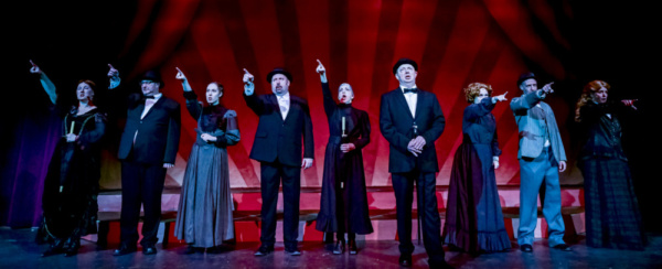 Photo Flash: First Look At Milburn Stone Theatre's A
