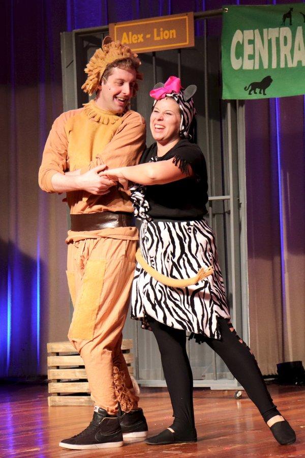 Chris Johnson and Allison Kasbee Photo