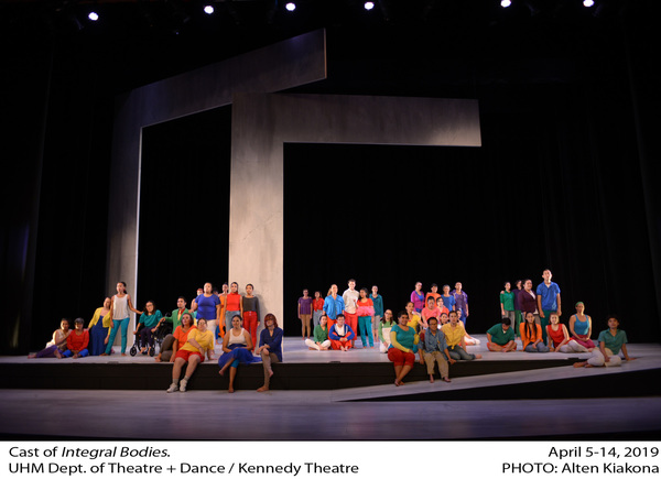 Photo Flash: INTEGRAL BODIES at Kennedy Theatre