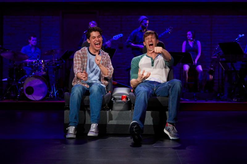 BWW Review: GIRLFRIEND from TheaterWorks (at the Wadsworth)