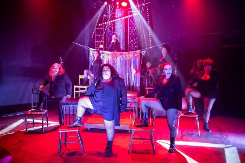 BWW Review: LAST: AN EXTINCTION COMEDY slays at The VORTEX