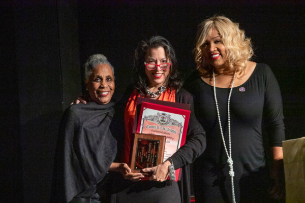 Photo Flash: Five Women Of Distinction Receive Awards From Los Angeles Women's Theatre Festival