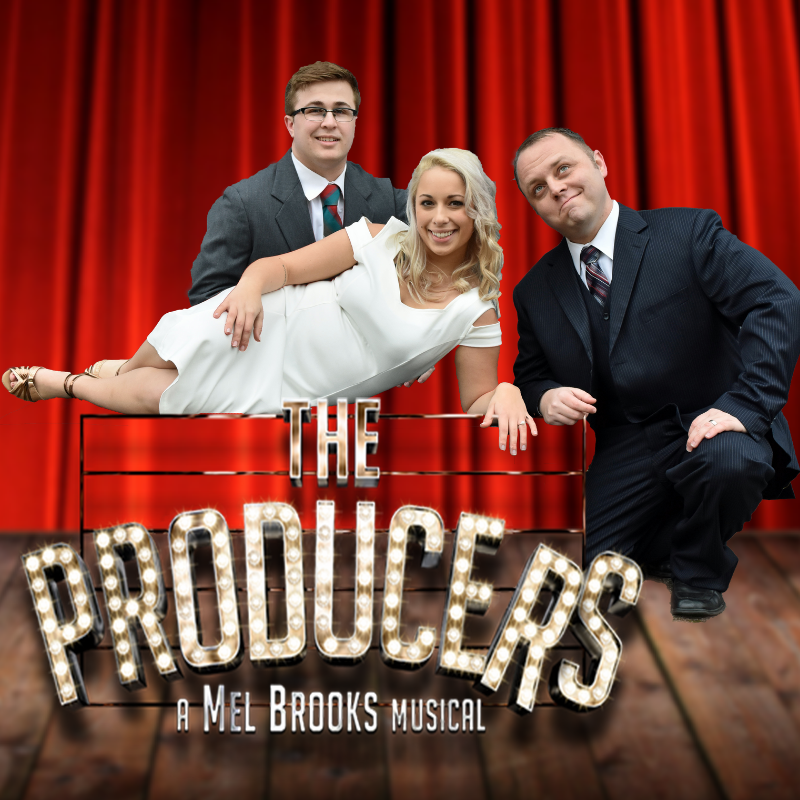 BWW Review: Center for the Arts' Zany THE PRODUCERS is More Fun Than the Law Allows