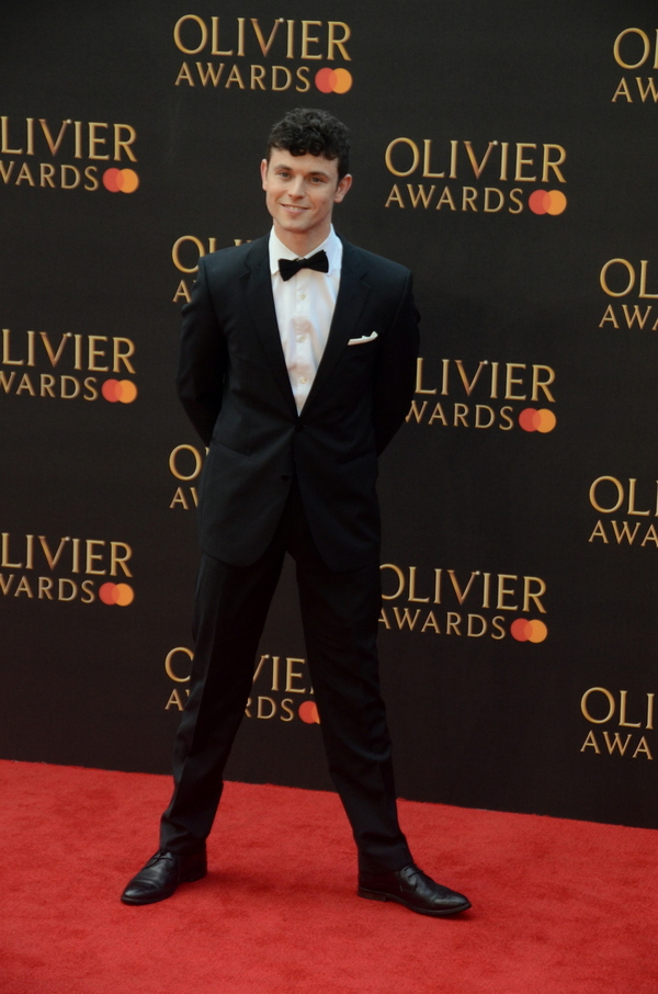 Photo Flash: On the Red Carpet With Patti LuPone, Katharine McPhee, and More at the 2019 Olivier Awards