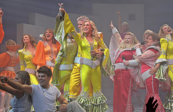 Photo Flash: MAMMA MIA! Celebrates 20 Years in London