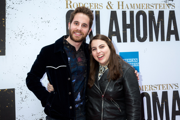 Photo Coverage: Rosie O'Donnell, Ben Platt & More Walk the Red Carpet at OKLAHOMA! Opening Night