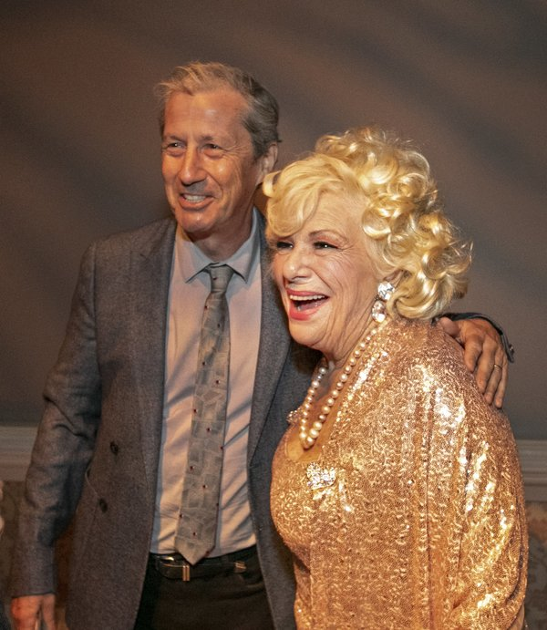 Photo Flash: Fran Drescher, Charles Shaughnessy, and More at West Coast Premiere of MY LIFE ON A DIET