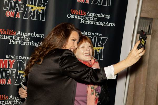 Joely Fisher and Frances Fisher Photo