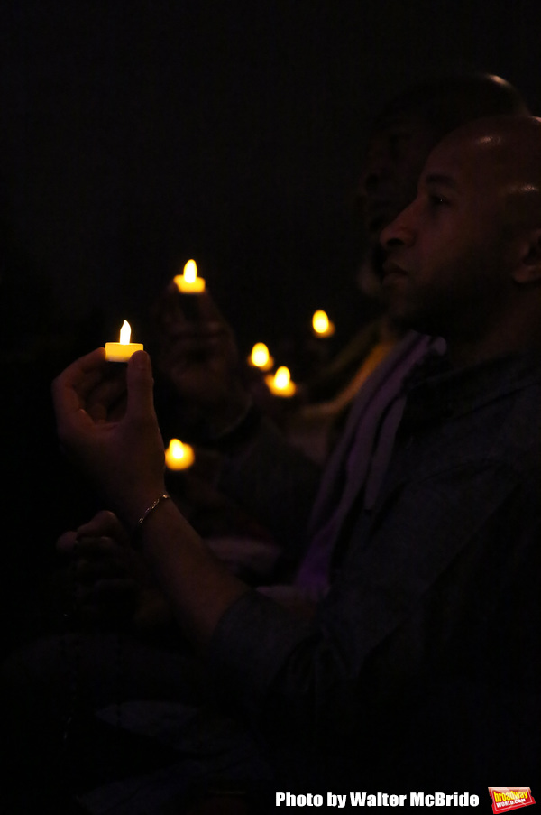 Photo Coverage: MIRACLE IN RWANDA Honors International Day of Reflection