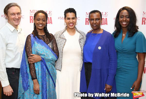 George Drance, Malaika Uwamahoro, Leslie Malaika Lewis, Valentine Rugwabiza, Rwanda A Photo