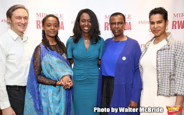 George Drance, Malaika Uwamahoro, Immaculee ILibagiza, Valentine Rugwabiza, Rwanda Am Photo
