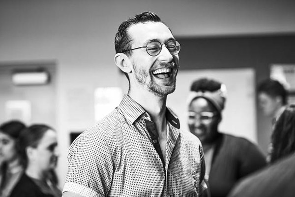 Photo Flash: Dave Malloy's OCTET Begins Rehearsals At Signature Theatre