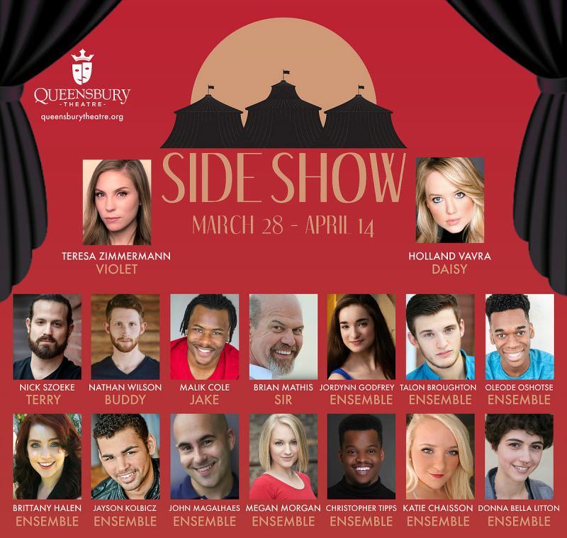 BWW Feature: Queensbury Theatre's Season Finale SIDE SHOW Showcases Houston Talent