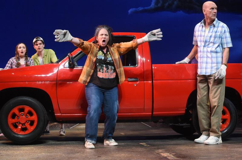 BWW Review: FAC's HANDS ON A HARDBODY is a Vehicle for the Voice of America's Working Class