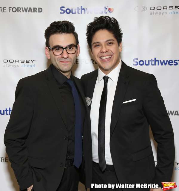 Photo Coverage: Inside the Theatre Forward's Chairman's Awards 2019 Gala
