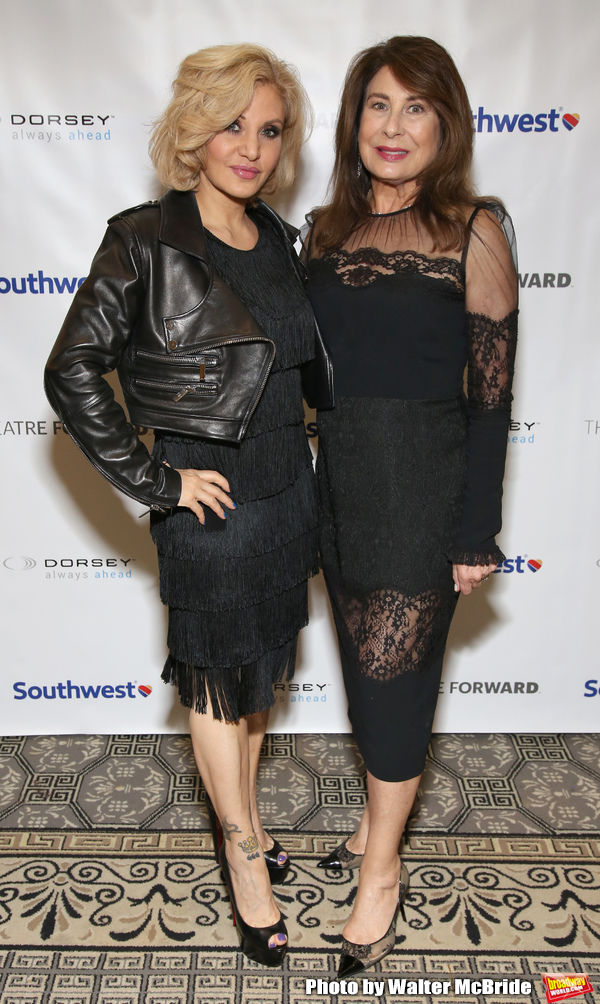 Orfeh and Paula Wagner  Photo