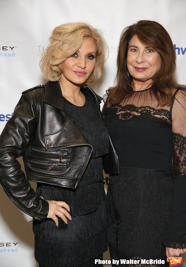 Orfeh and Paula Wagner