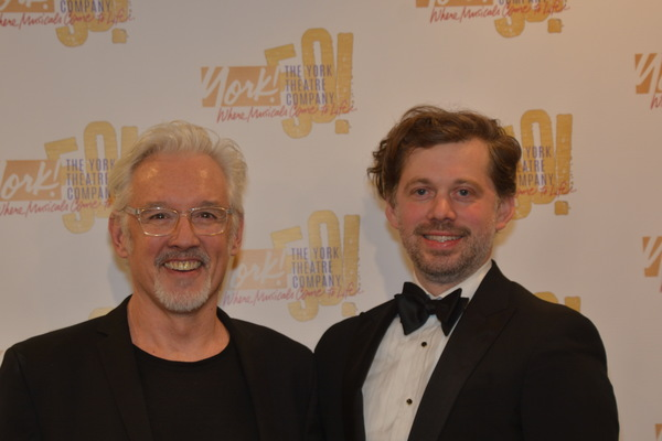 David Glenn Armstrong (Director) and David Hancock Turner