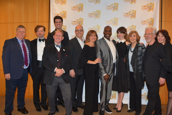 James Morgan, David Hancock Turner, Evans Haile, Peter Saide, Brad Oscar, Janet Metz, Gerry McIntyre, Samantha Bruce, Nancy Ford, David Glenn Armstrong and Lynne Wintersteller