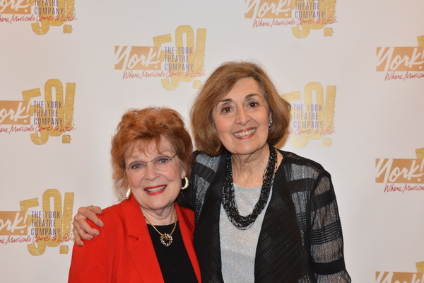 Anita Gillette and Nancy Ford