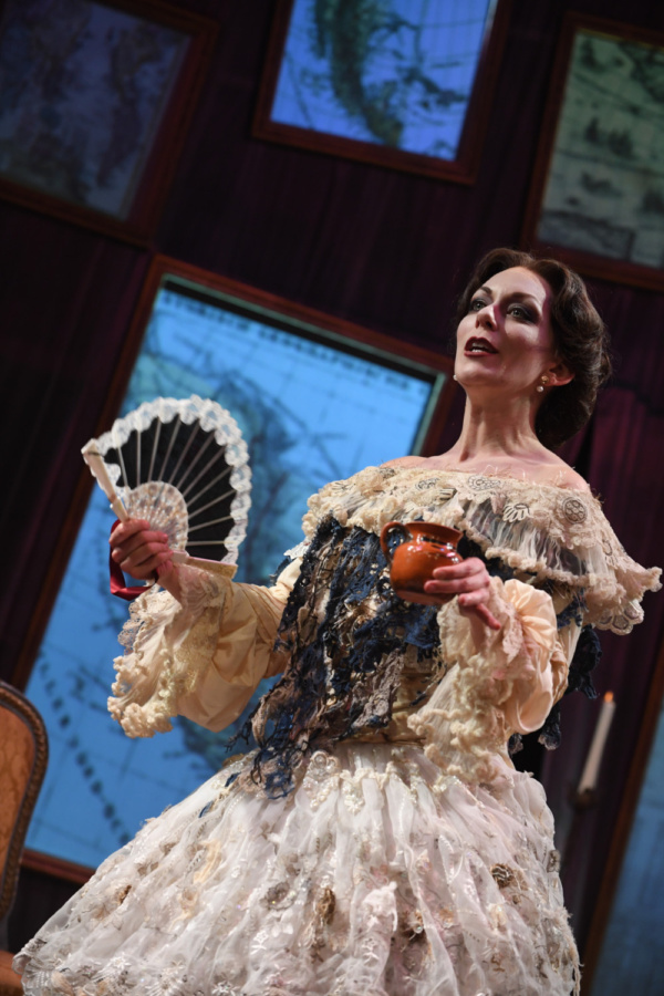 Photo Flash: First Look at Luis Valdez's ADIÓS MAMÁ CARLOTA At San Jose Stage Company