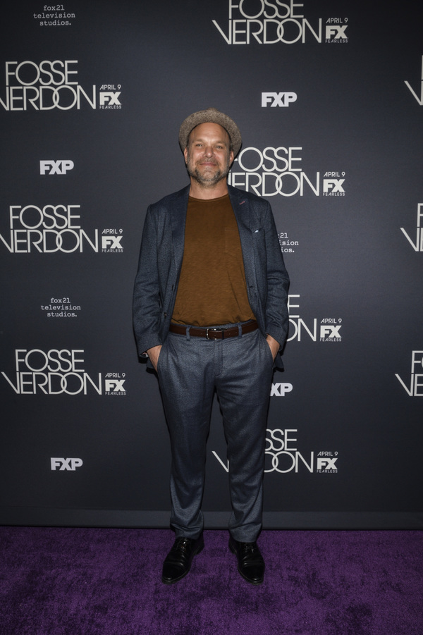 Photo Flash: Isn't it Grand? See the Creators and Stars of FOSSE/VERDON on the Red Carpet