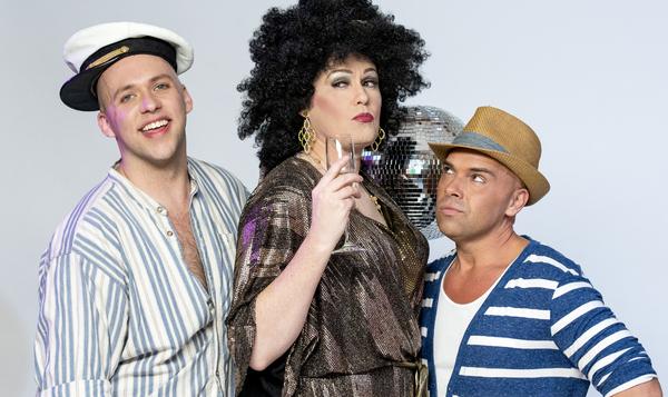 Photo Flash: Bainbridge Performing Arts Presents MAMMA MIA!