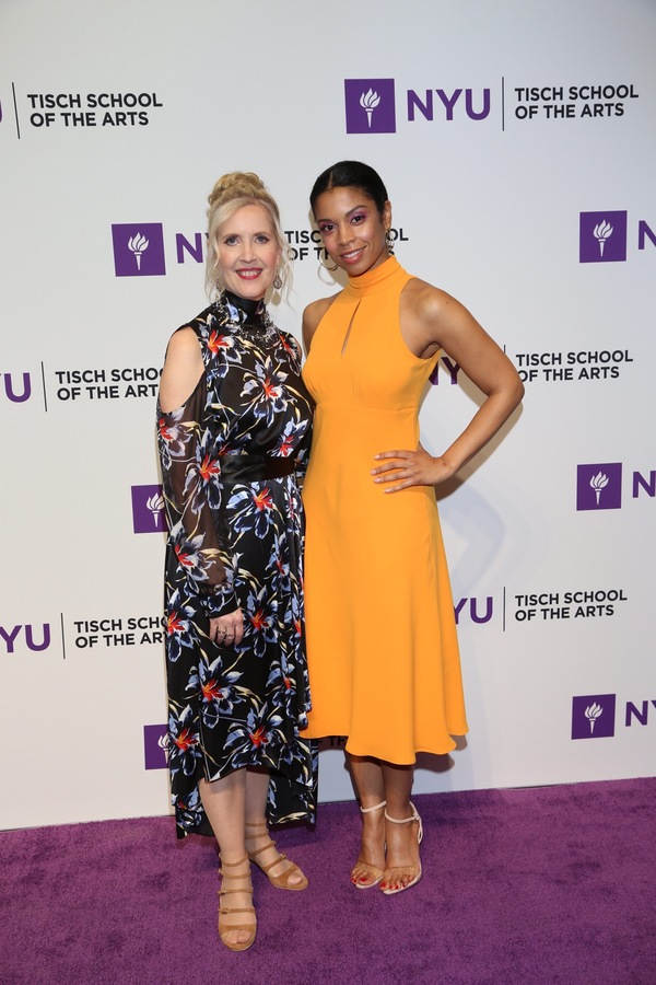 Photo Flash:  NYU Tisch 2019 Gala Honors Actress Susan Kelechi Watson and Future Architect Sharon Chang