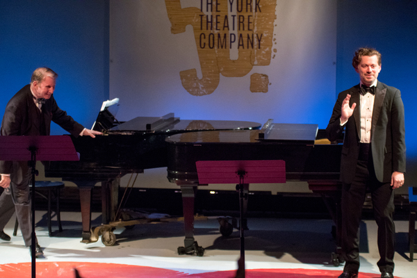 Photo Flash: York Theatre Company Presents One Night Only Concert Reading of I DO, I DO!