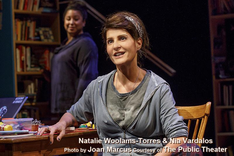 BWW Interview: It's No TINY BEAUTIFUL THING for Nia Vardalos - Whether Acting Or Writing, Theatre Or Movies