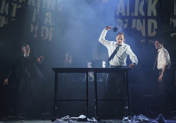 Photo Flash: First Look at Broadway's INK