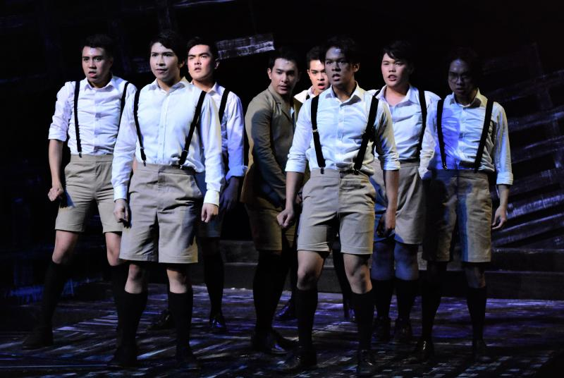 BWW Review: Must-See SPRING AWAKENING at blueREP; Show Closes This Weekend